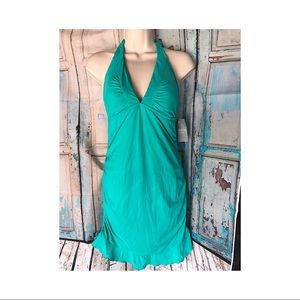 😍NWT! Athleta Shirrendipty Swim Dress😍